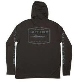 salty crew Salty Crew Stealth Hood Sunshirt 2013502
