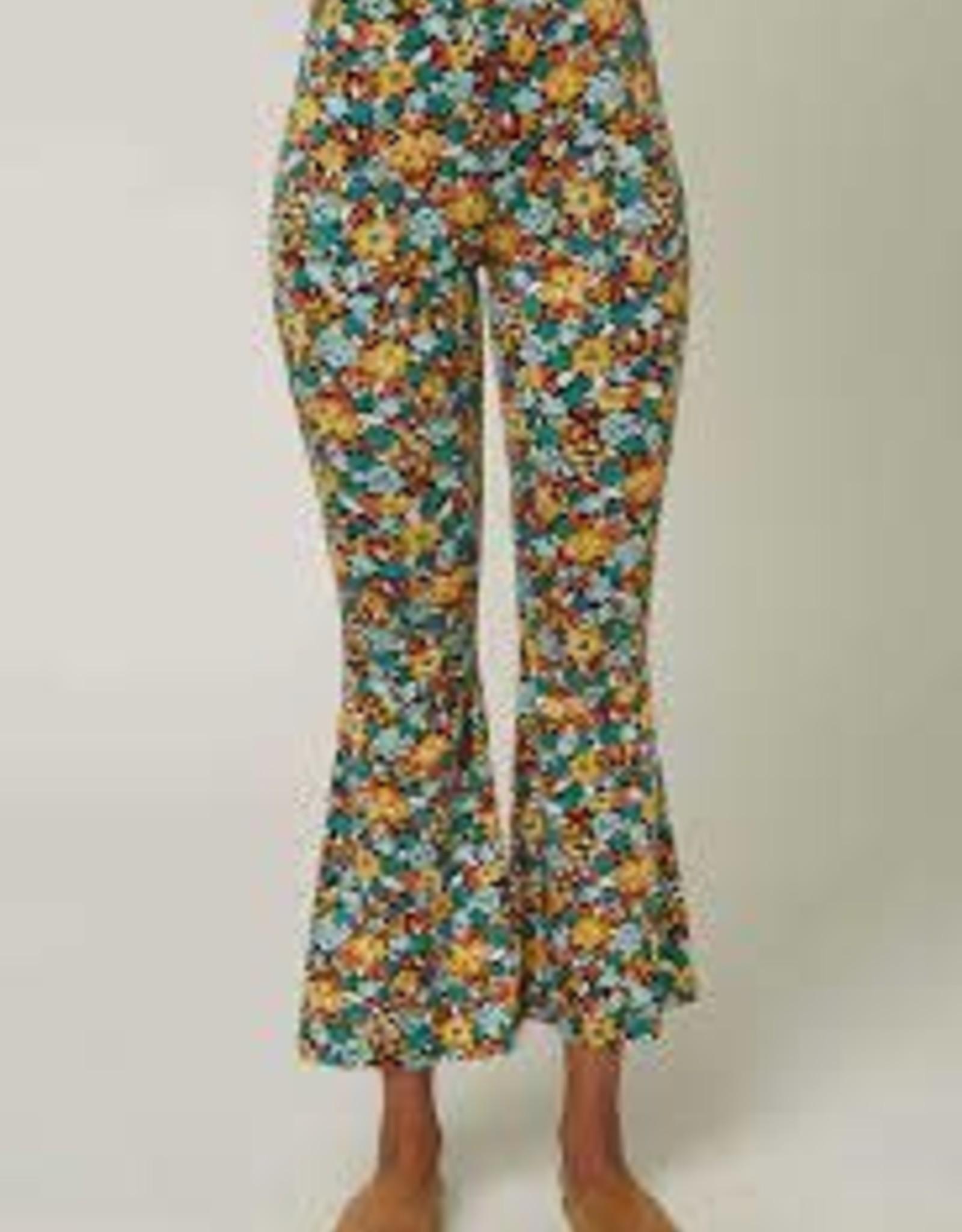 oneill dallen floral pant