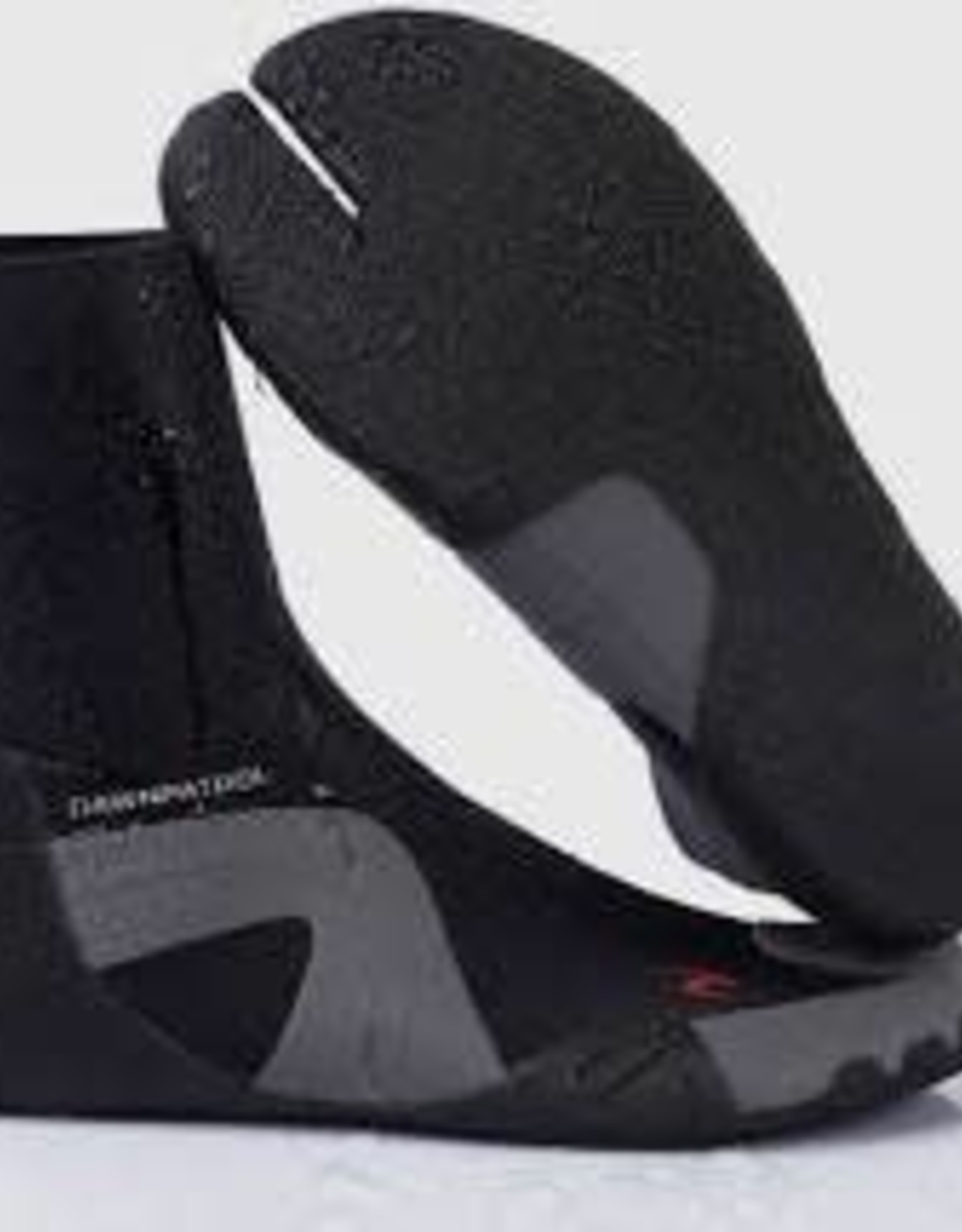 Rip Curl Dawn Patrol 3mm split toe boot size 13 blk