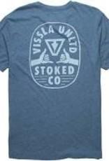vissla Vissla Stoke company tee shirt M421TSTO