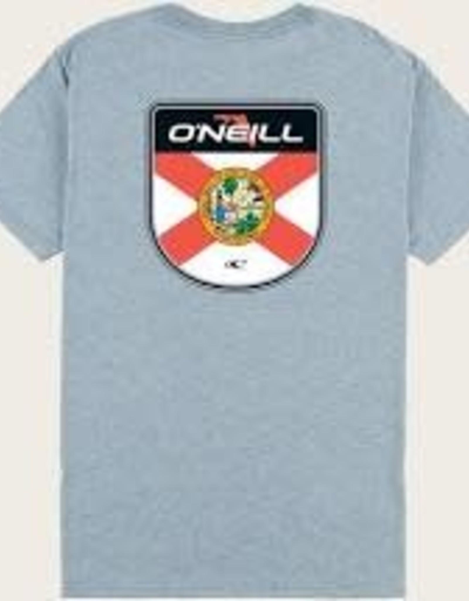 oneill oneill florida badge s/s
