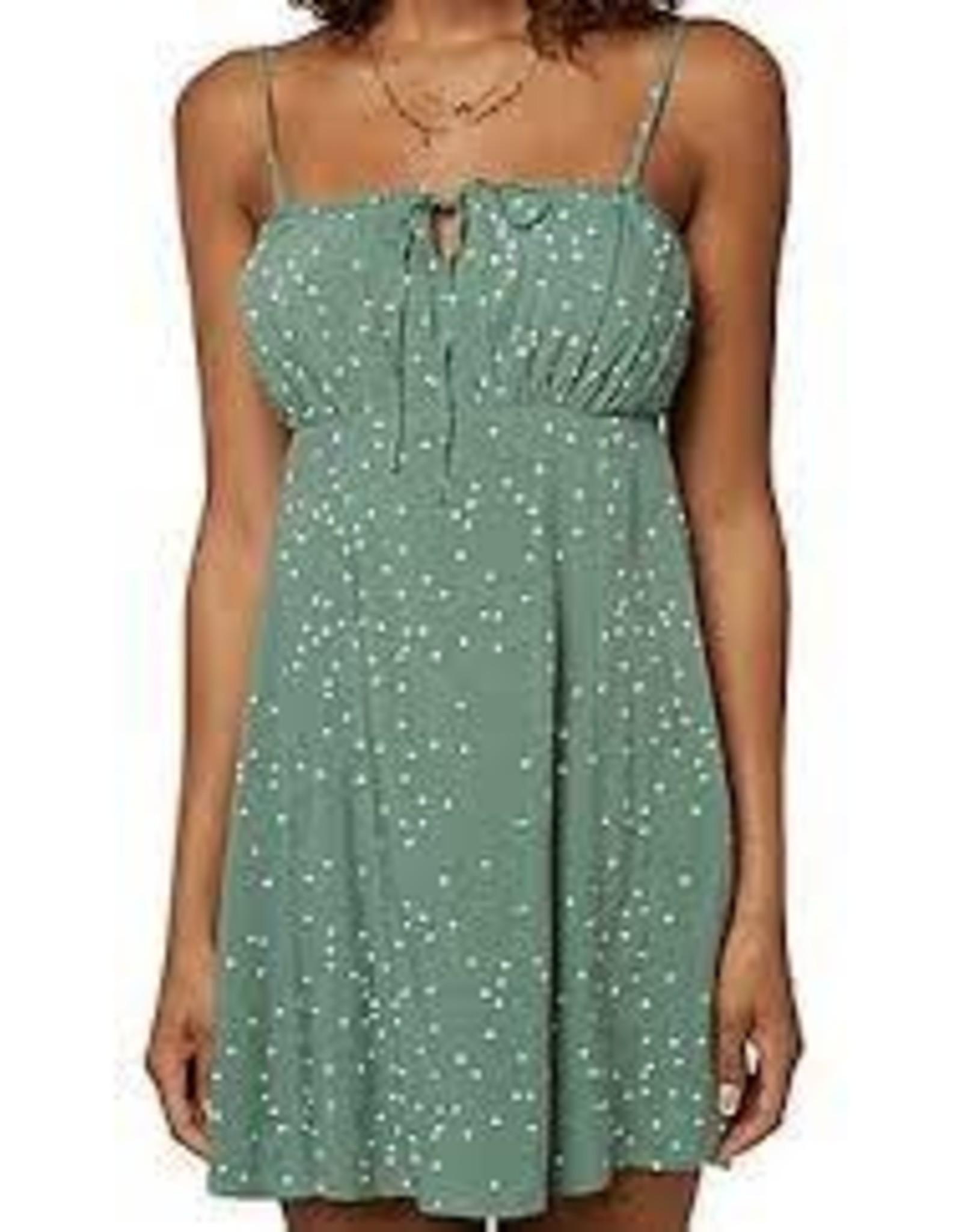 oneill Oneill Kaline Dot Dress FA1416001
