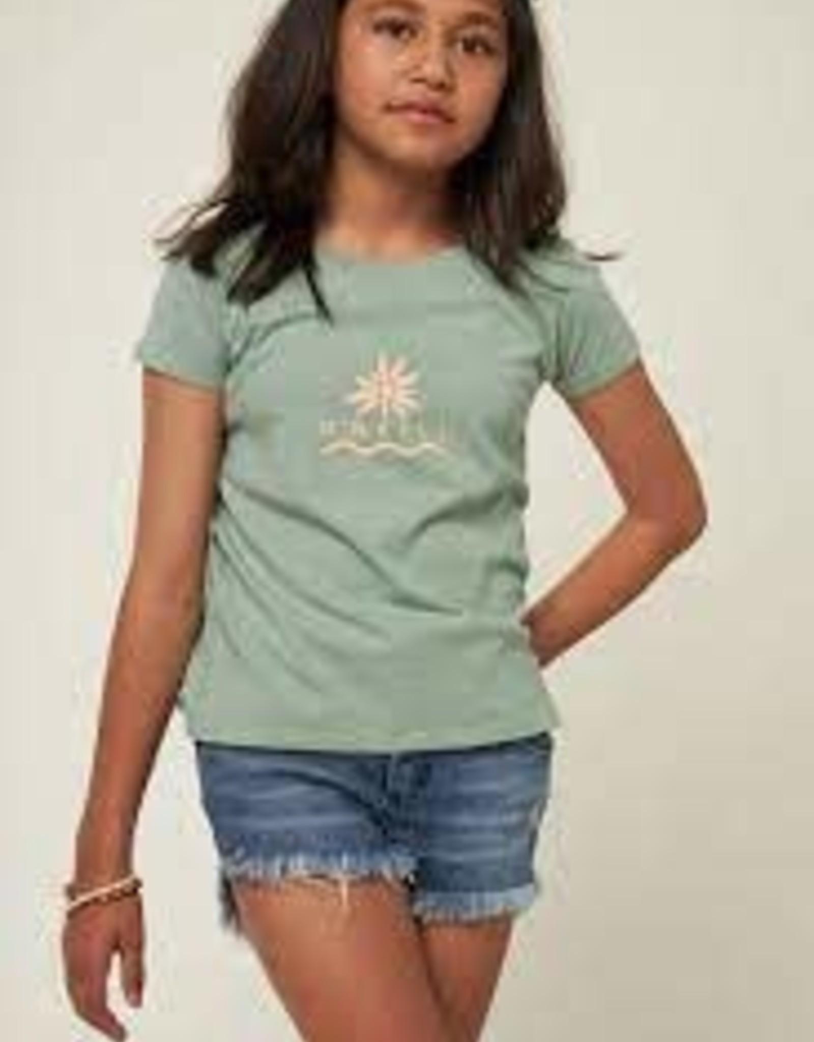 oneill Oneill Girls Island Time S/S Tee FA11818011