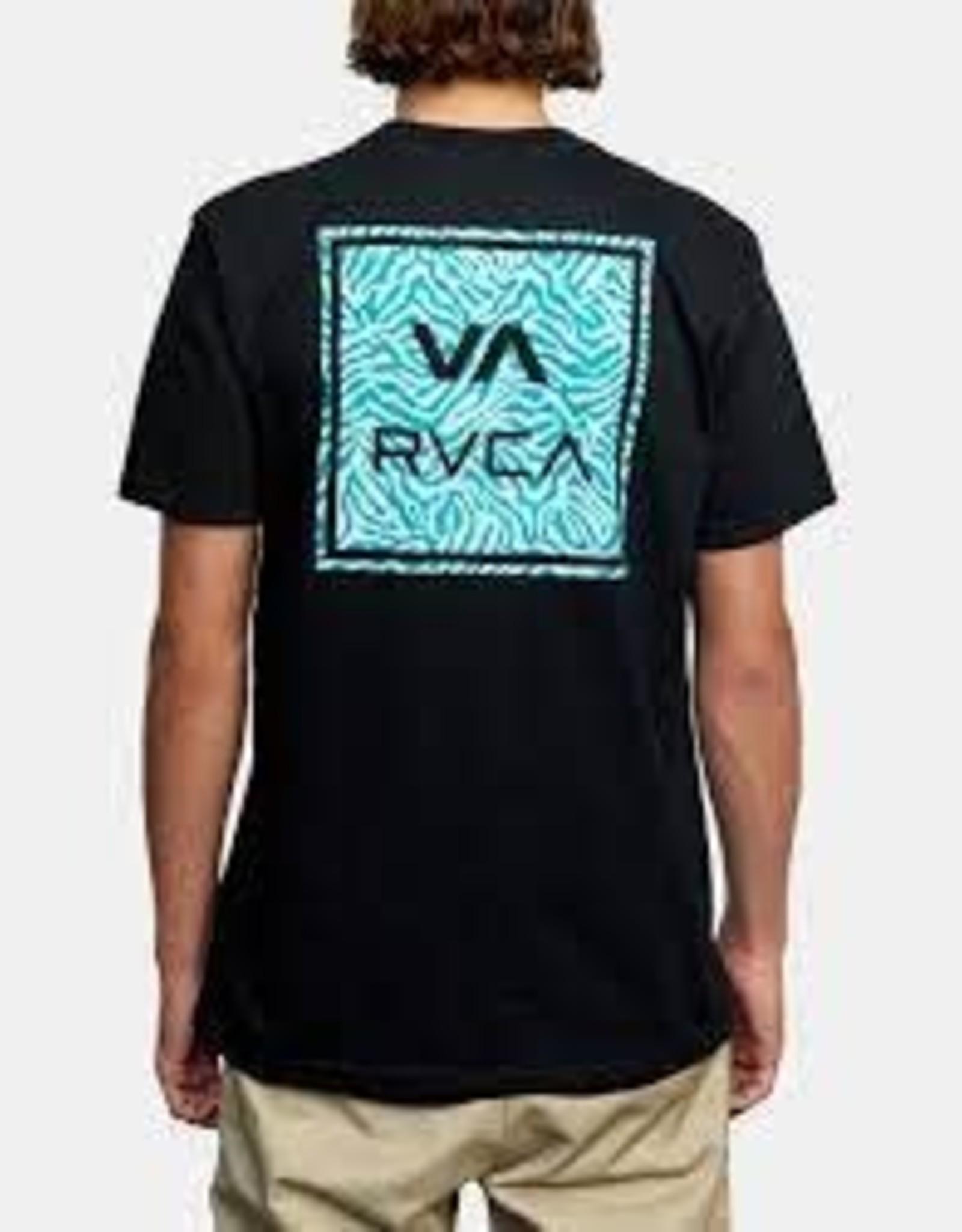 rvca RVCA All The Way S/S Tee AVYZT00480
