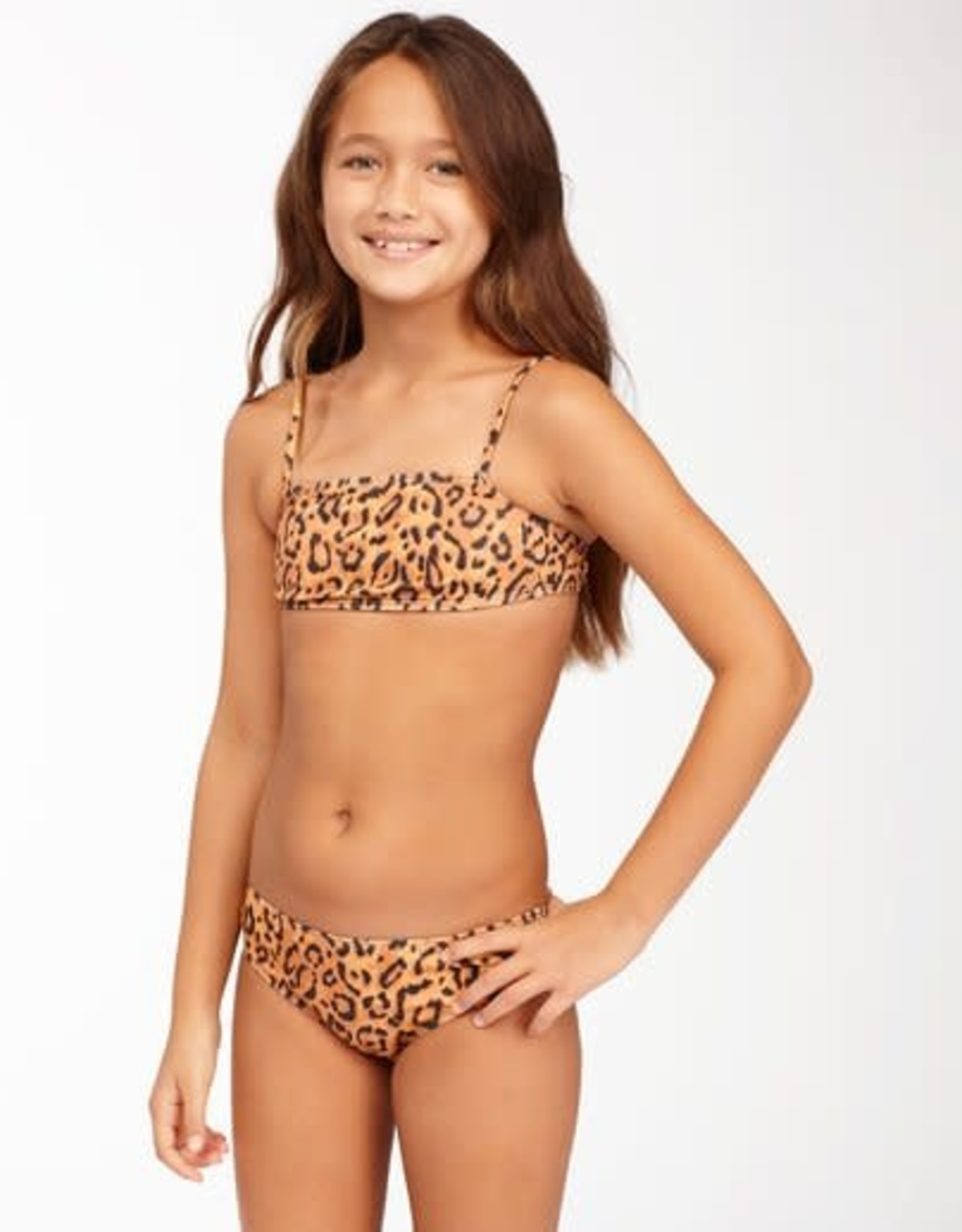 billabong Billabong Lil Bit Wild Bikini Set ABGX200168
