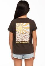 billabong Billabong Girls Wildflowers S/S Tee ABGZT00163
