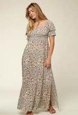 oneill Oneill Palma Maxi Dress FA1416019