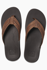 reef Reef Leather Ortho Bounce Coast RF0A3YKR