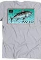 avid avid yellowfin s/s tee