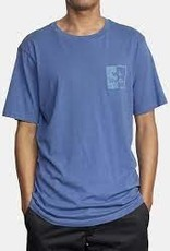 rvca Rvca Divded ss t shirt AVYZT00156
