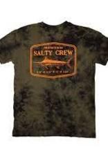 salty crew salty crew stealth tie dye premium s/s