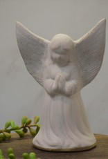 Angel With Wings Spread