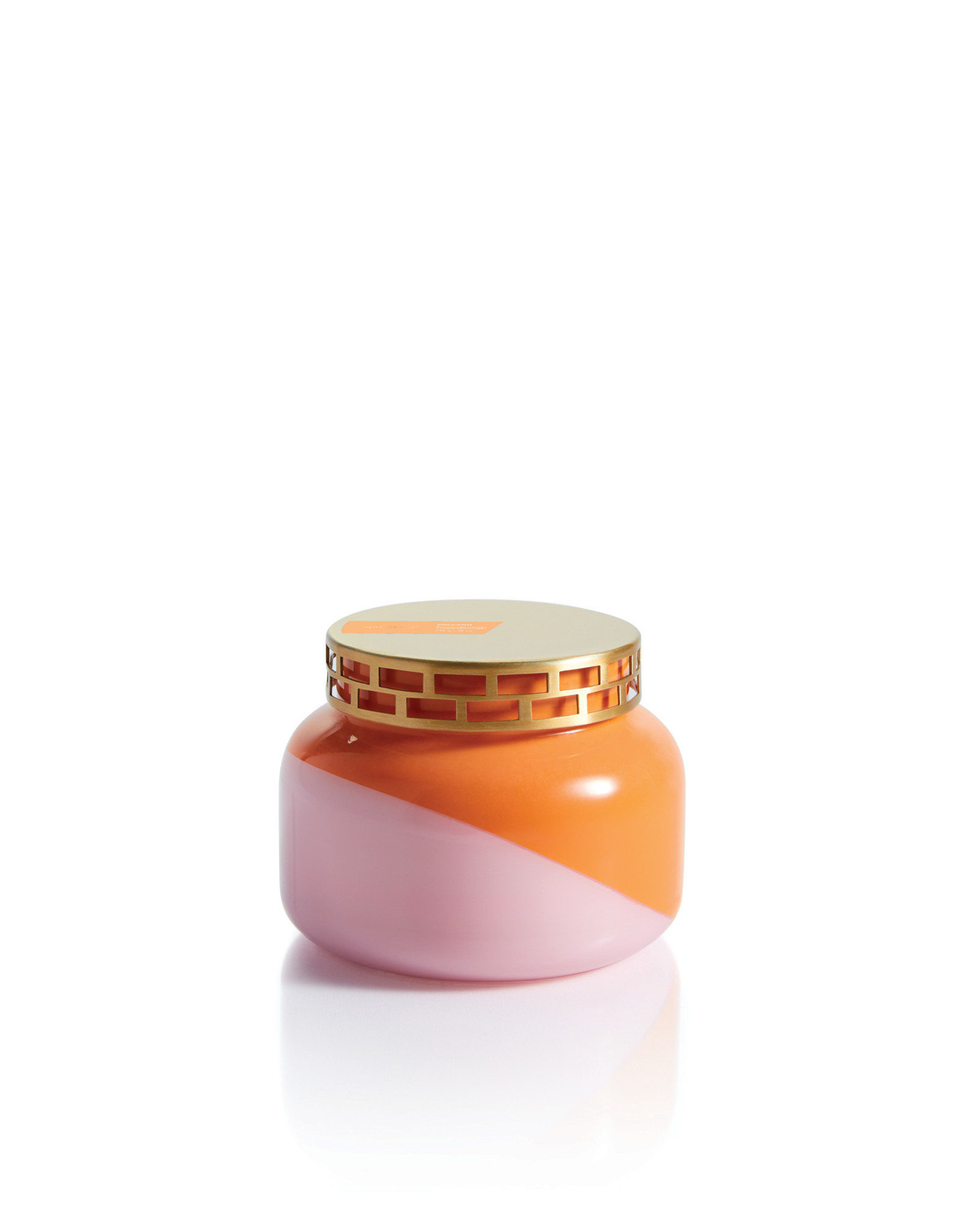 Dual Tone Jar Candle
