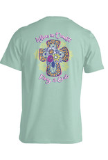 Pray It Out Short Sleeve Tee