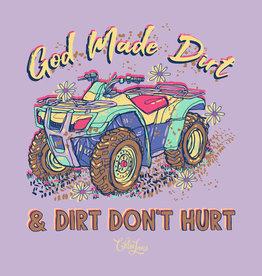 God Made Dirt Short Sleeve Tee
