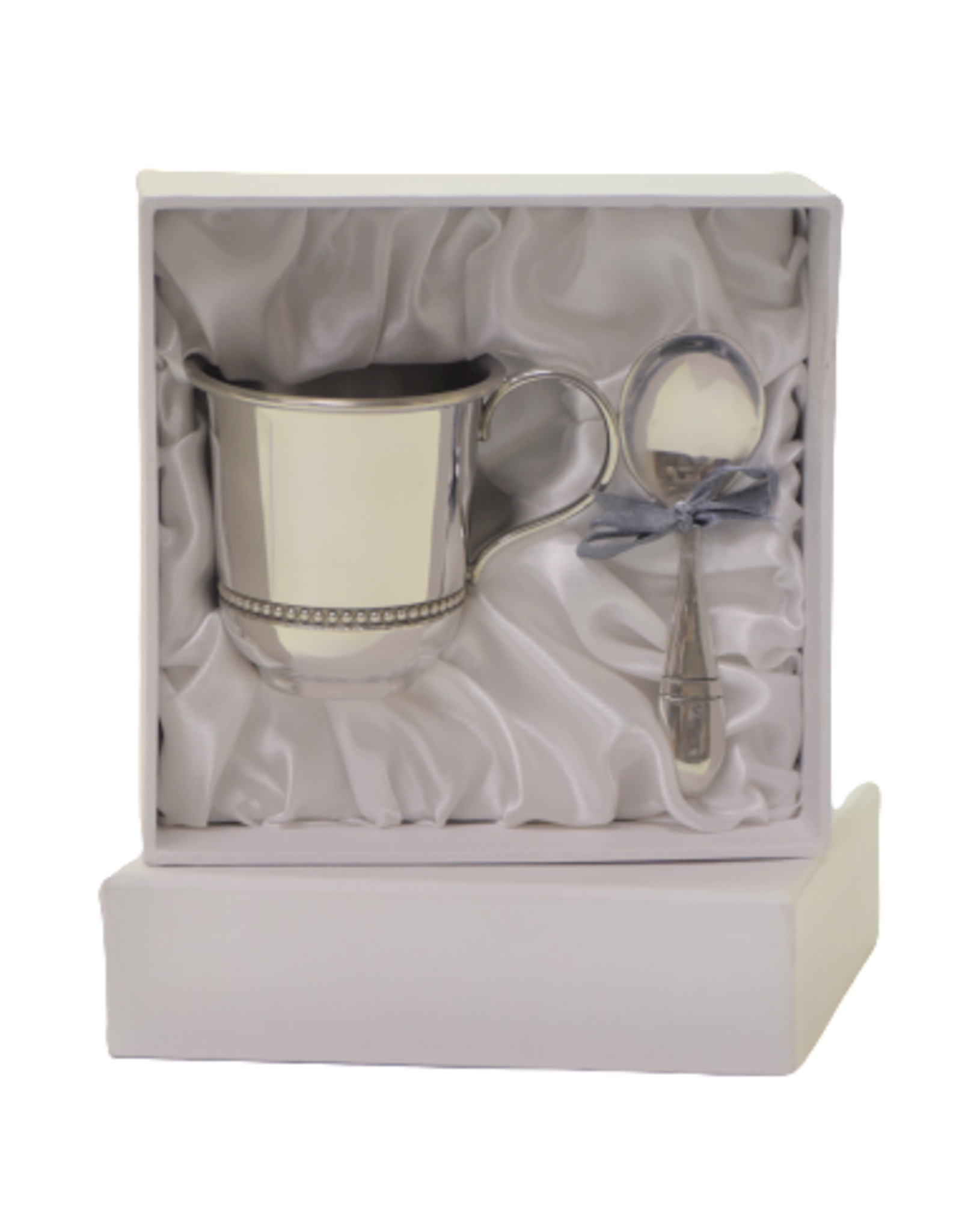 Rennaisance Baby Cup & Spoon Gift Set
