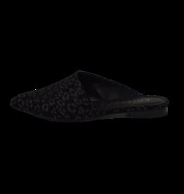 Black Leopard Xander Slip-On