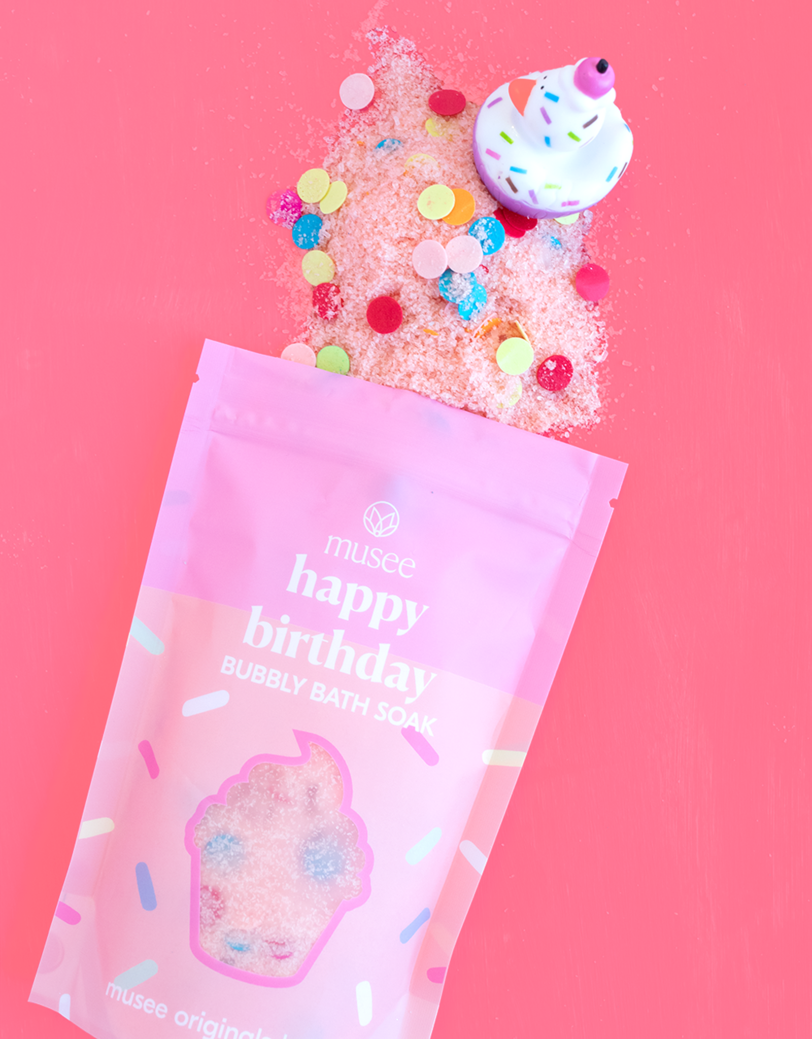 Bubbly Soak Happy Birthday