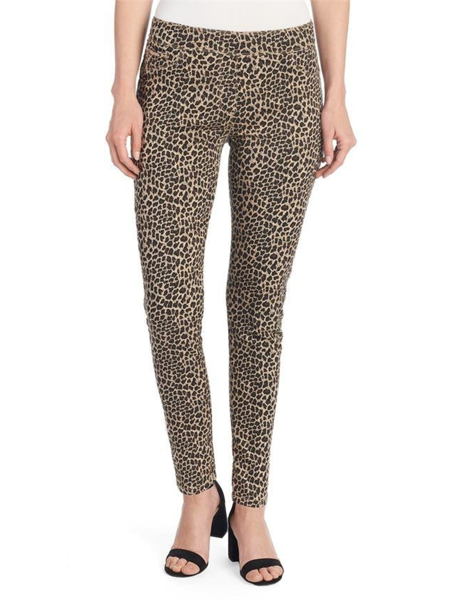 OMG Tan Leopard Pant