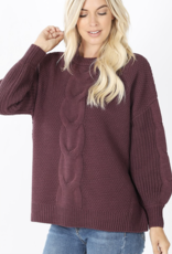 Chain Link Sweater