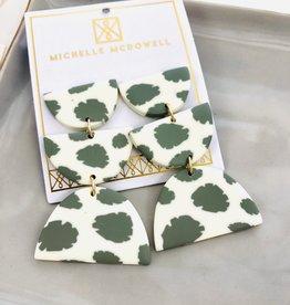 Michelle McDowell Earrings Shea Shimmer