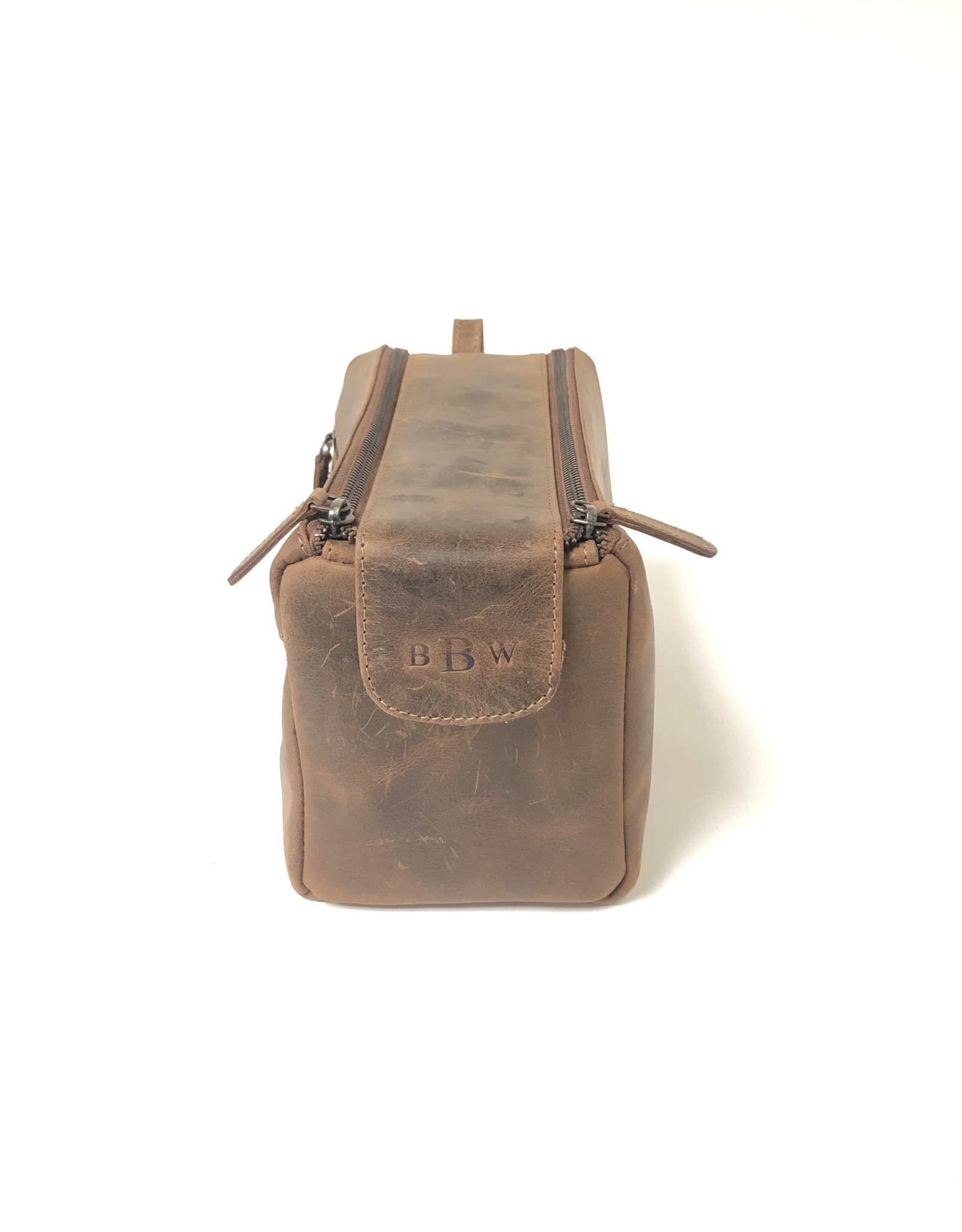 Leather Utility Kit with Embossing