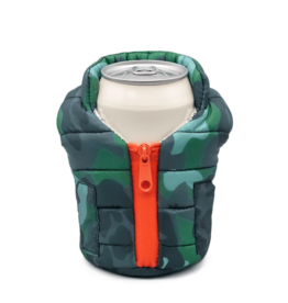 Puffin Cooler Camo Vest