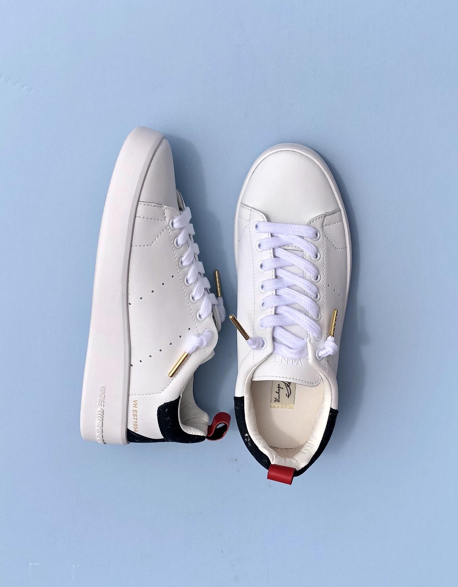 Yatza - White Multi Sneaker