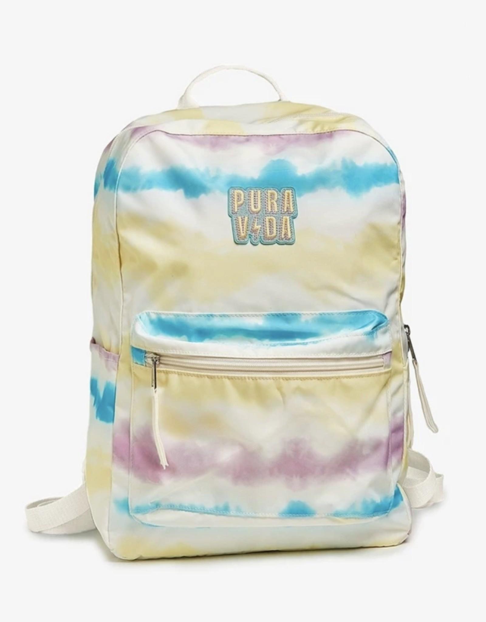 Classic Backpack Tie Dye