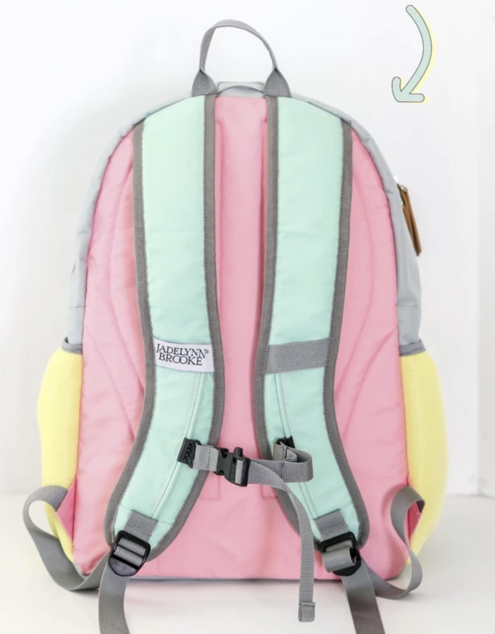 3HH Backpack Mint Color Block