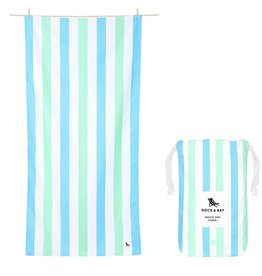 Quick Dry Towel-Summer Endless Days LG