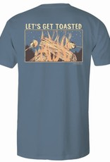 AG S/S TEE- Lets Get Toasted