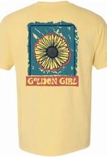AG S/S TEE- Golden Girl