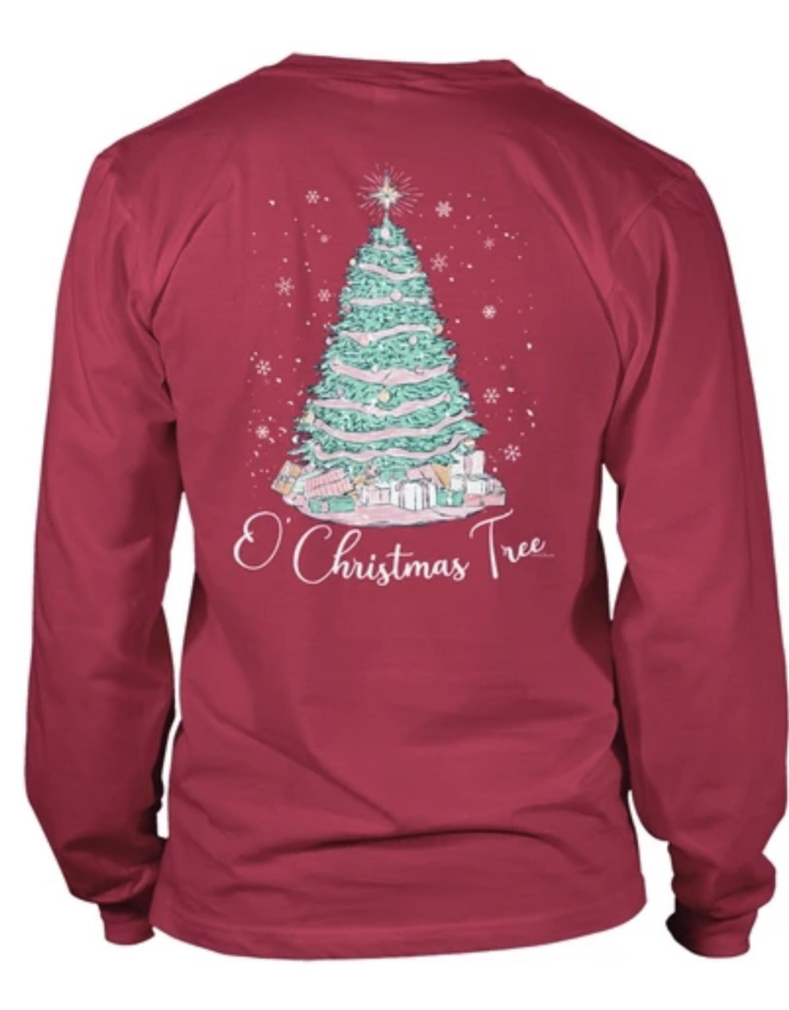 """AG Holiday Collection- """"O Christmas Tree"""""""