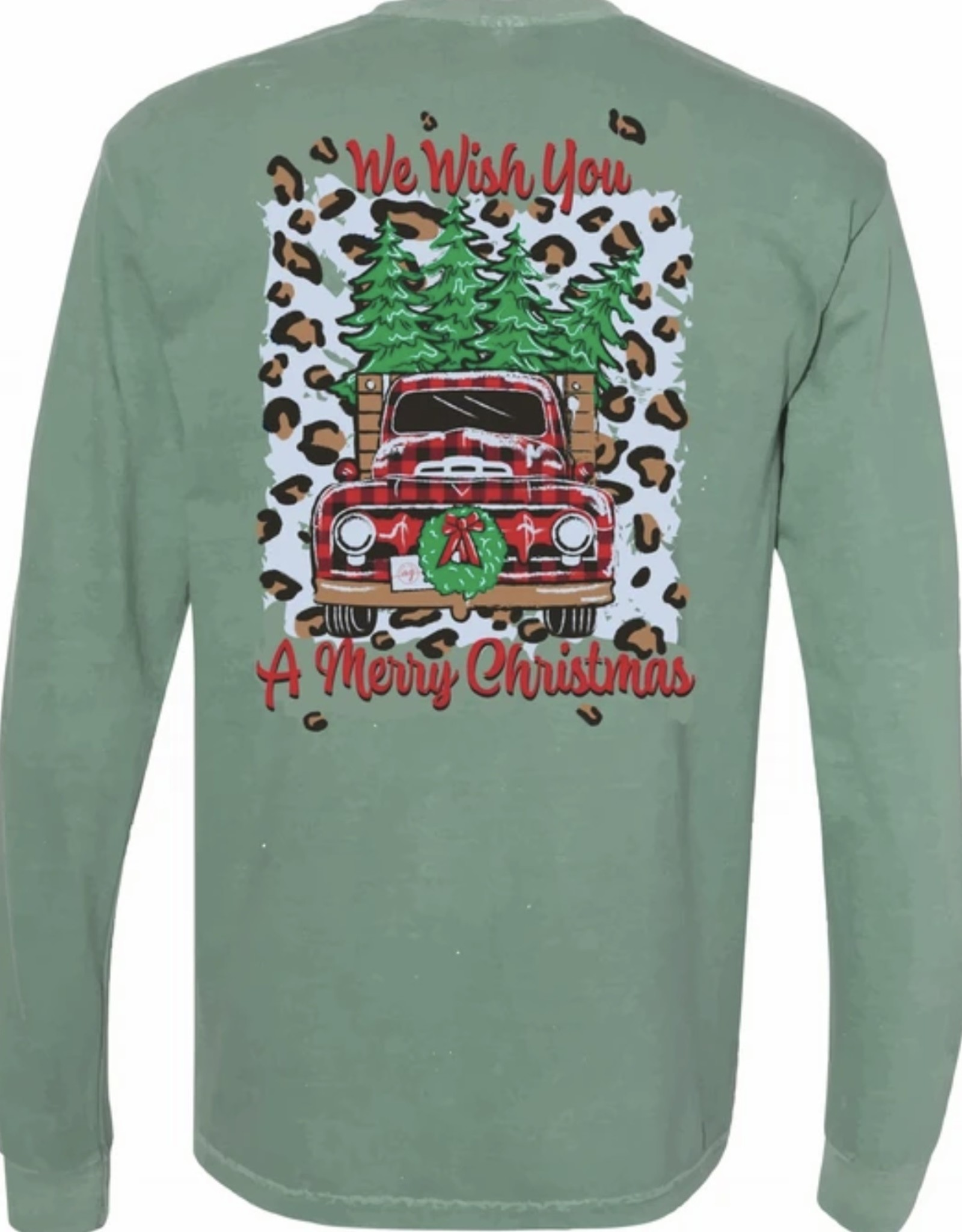 """AG Holiday Collection- """"We Wish You"""""""