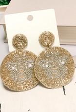 Viv&Lou -Wholesale Boutique Gold BEE-Utiful Earring