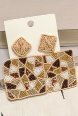 Viv&Lou -Wholesale Boutique Gold Molly Earring