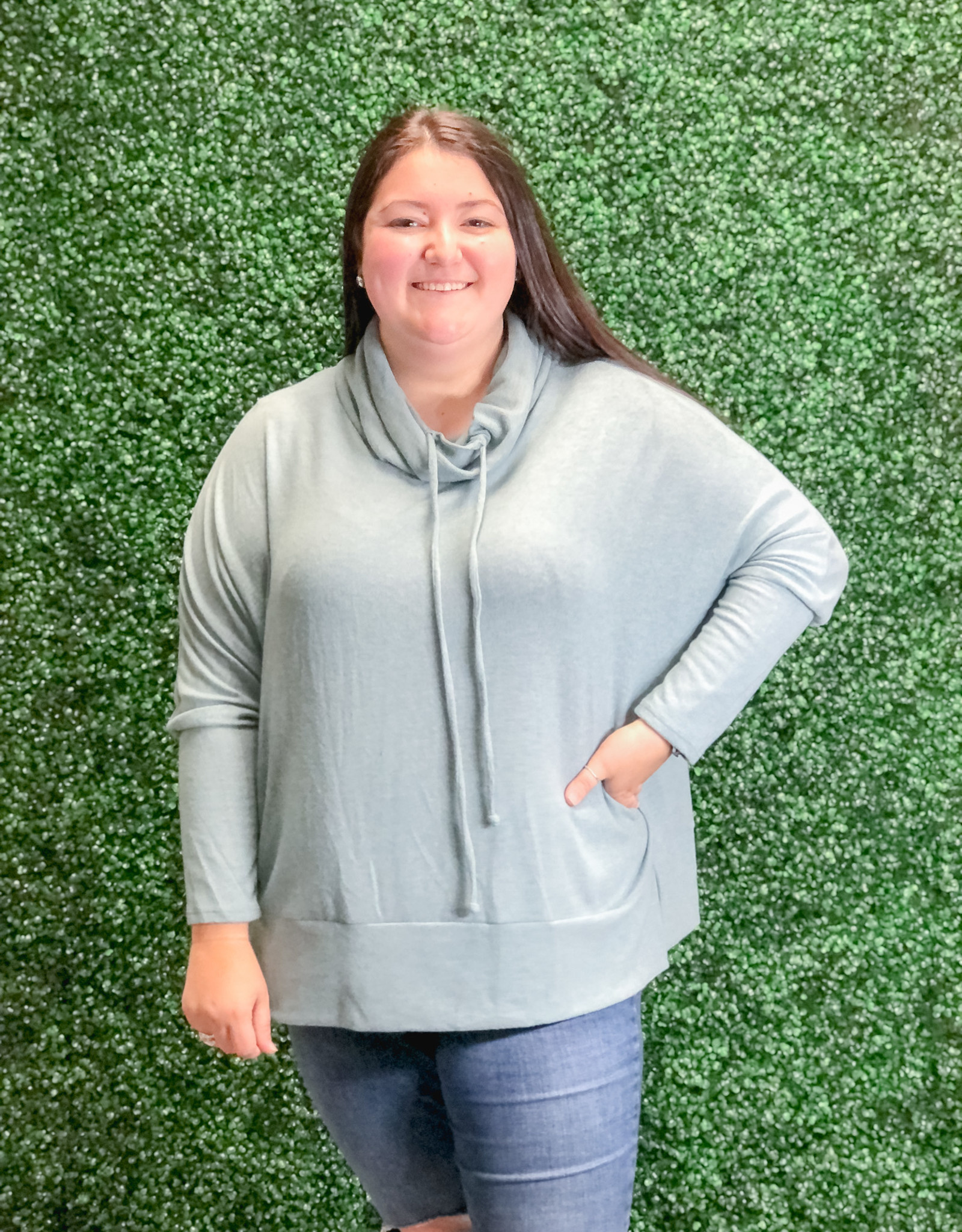 Snuggly & Soft Hooded Pullover