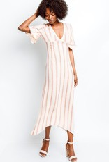 Evana Stripe Dress