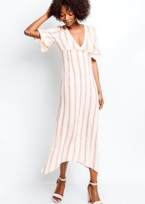 MONTE Evana Candy Stripe Dress