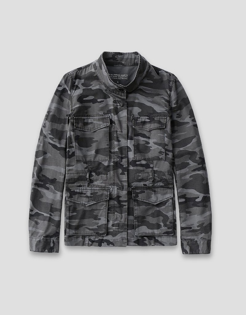 Jane Camo Jacket for women