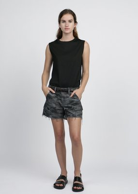 G1 Camo Drill Shorts
