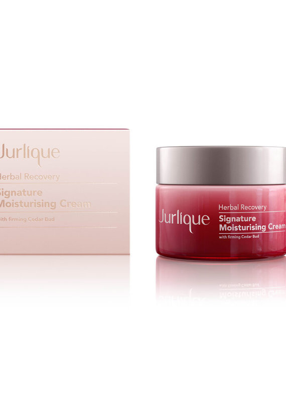 Jurlique 113800 Herbal Recovery  Signature Moisturizer  50ML