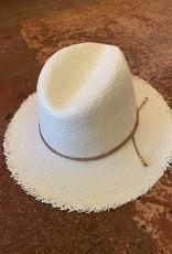Hat Attack Fringe Travel hat for women