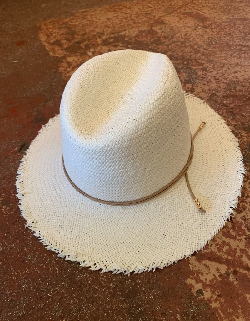 Hat Attack Fringe Travel hat for women