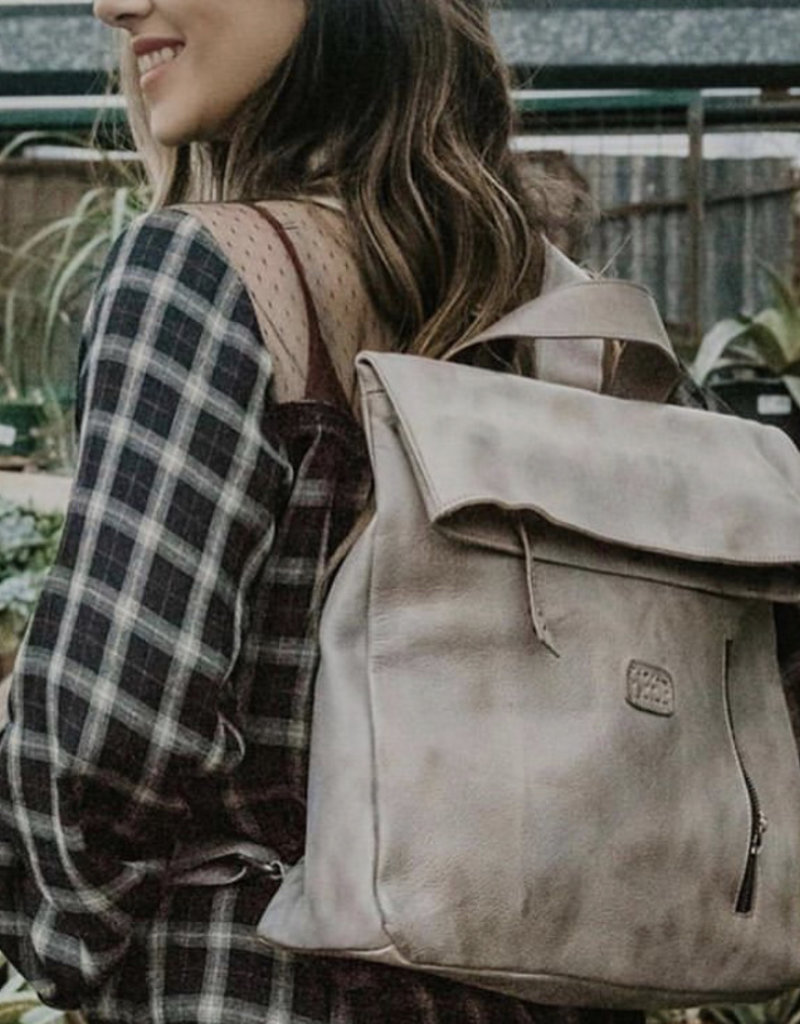 Howie Leather Backpack