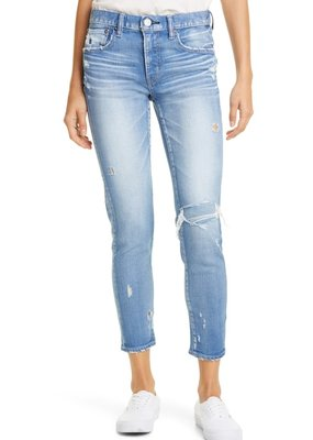 Moussy Denim Lenwood Skinny