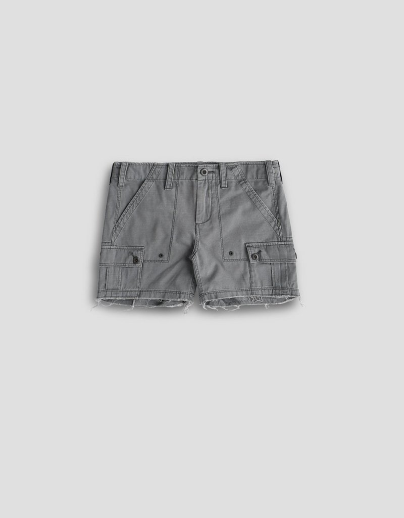 Drill Cargo Shorts for women