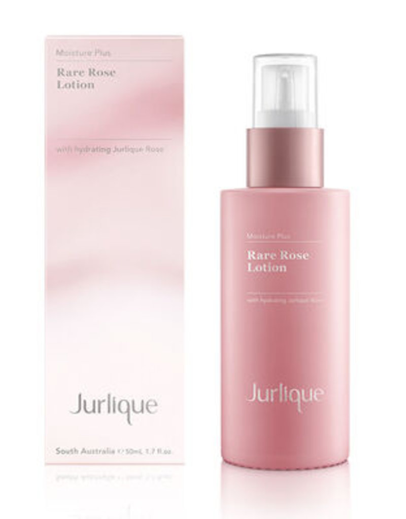 JRLQ 114200 MOIST/PL RARE ROSE LOTN 50ML