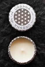 EUROPEAN SOAPS 2.5 OZ MINI CANDLE TIN
